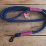 Basic lijn – donkerblauw roze