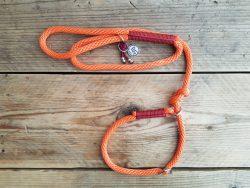 Jachtlijn solid – oranje rood