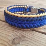 Swirl – electric blue