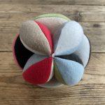 Snuffelbal kleurmix – 15cm