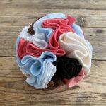 Snuffelbal multikleur – 15cm