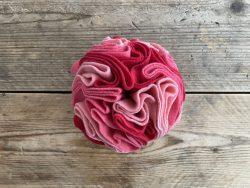 Snuffelbal rood – 15cm