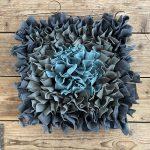 Snuffelmat grijs/groen- 50cm