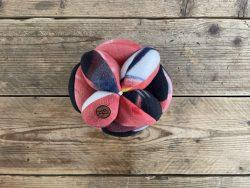 Snuffelbal multi rood – 25cm