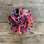 Snuffelbal multi rood – 15cm